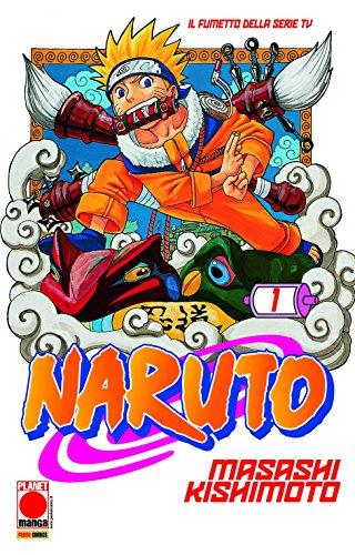 Naruto Il Mito Quinta Ristampa 1