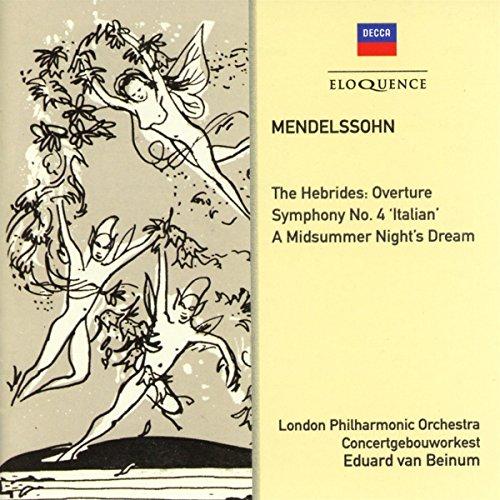 Van Beinum Dirigiert Mendelssohn