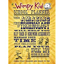 The Wimpy Kid School Planner (Diary of a Wimpy Kid) by Jeff Kinney (2014-09-04)