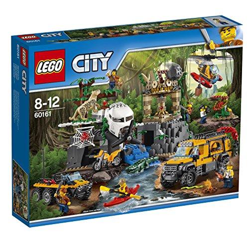 Lego City 60161 - Sito di esplorazione nella giungla