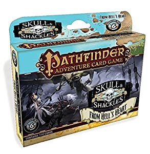 Pathfinder Adventure Card Game: Skull & Shackles Adventure Deck 6 - From Hell
