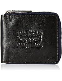 Levis Leather Brown Men's Wallet (37541-0058)