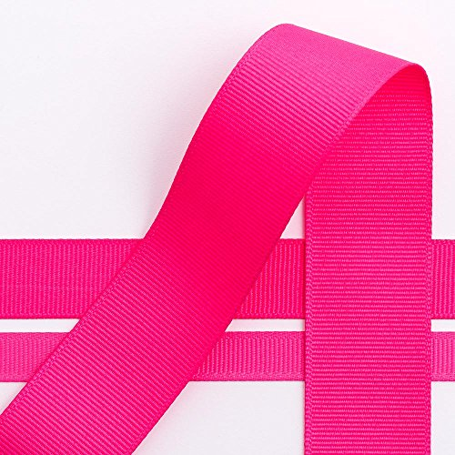 New Shocking Pink Ripsband 25mm x 10Mt