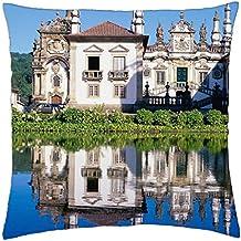 Casa de Mateus - Throw Pillow Cover Case (18