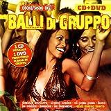 Corso Di Balli Di Gruppo (CD+DVD), Latin Music , Musica Latina, Summer,El Pam Pam , Bomba, Danza Kuduro