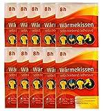 Wärmepflaster 8h, Wärmekissen Schmerzpflaster Wärmepads Rückenwärmer 10-er...