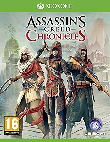 Assassins Creed Xbox - Assassin's Creed Chronicles
