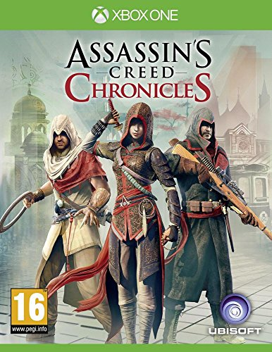 Assassin's Creed Chronicles Trilogie [Importación Francesa]