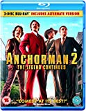 Anchorman 2: The Legend Continues [Blu-ray] [2013]