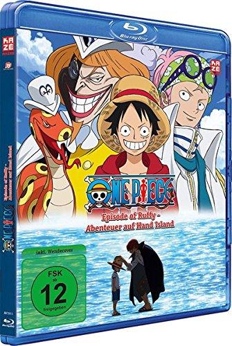 TV Special 1: Episode of Ruffy - Abenteuer auf Hand Island [Blu-ray]