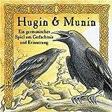 Hugin und Munin. Kartenspiel: Ein germanisches Spiel um Gedächtnis und Erinnerung