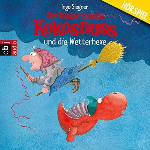 Buchseite und Rezensionen zu 'Der kleine Drache Kokosnuss und die Wetterhexe' von Ingo Siegner