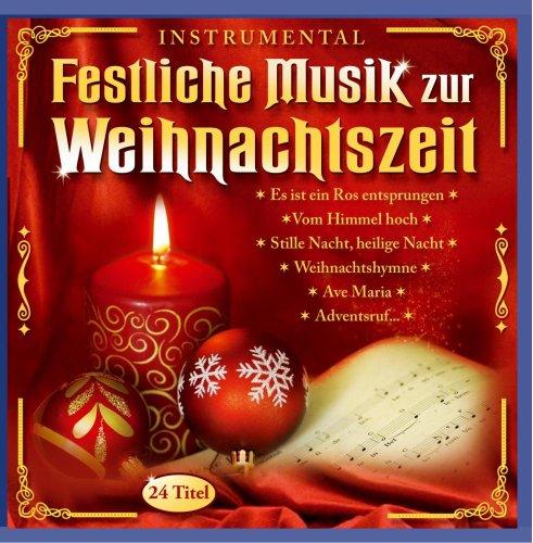 Festliche Musik zur Weihnachtszeit; Instrumental; Weihnacht; Bläserweihnacht; Bayern; Bavaria