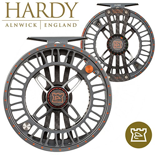 Hardy Ultralite MTX 5000 Carbon-Faser/Legierung Hybrid Fly Angelrolle New 2018 # 1428468