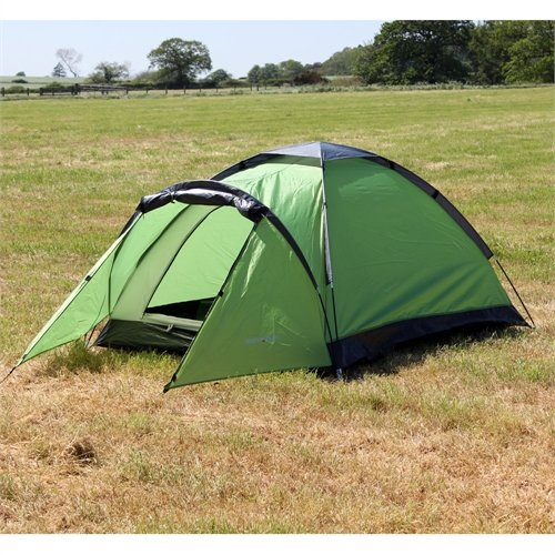 North Gear C&ing Mono 2 Man Waterproof Tent Green & 2 Man Tents: Amazon.co.uk