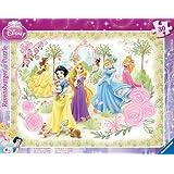 Ravensburger 06344 - Puzzle con marco (30-48 piezas), diseño de Princesas de Disney
