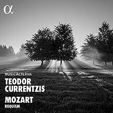 Mozart: Requiem K 626 (Currentzis Edition)