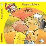 Pixi Hören. Tiergeschichten: 1 CD