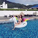 KEXIN Giant Inflatable Unicorn, Pool Inflatables Floats Raft - Best Reviews Guide