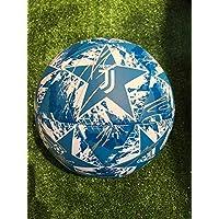 MAESTRI DEL CALCIO Pallone Blu Europa Adidas Autografato F.C. Juventus 2019/2020 Firmata Firme Giocatori Juve