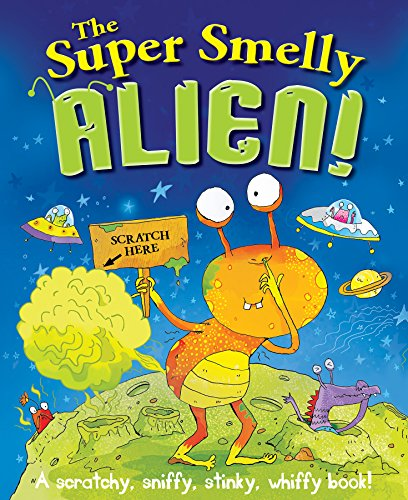 The super smelly alien!