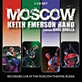 Keith Band Emerson: Moscow (Audio CD)