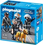 PLAYMOBIL 5565 - SEK-Team mit Polizei...