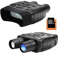 Wimaha Vision Nocturne Lunette de Chasse Infrarouge numérique HD à Night Vision Infrarouge Image 1080p et vidéo 720p et…