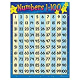 Best Trend Enterprises Educational Toys - Maths 1-100 Numbers Classroom Educational Poster Review