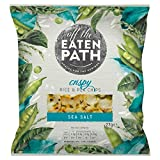 Off The Eaten Path Salted Popped Rice Chips 27g
