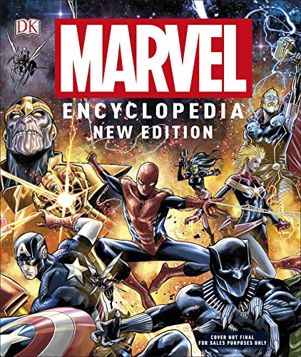 Marvel Encyclopedia, New Edition por Stan Lee