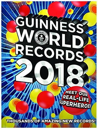 Guinness World Records 2018 by [World Records, Guinness]