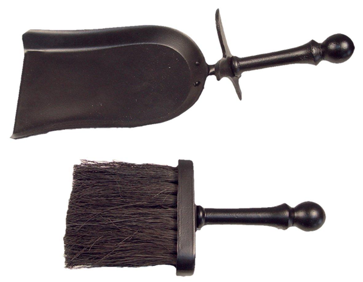 Imex El Zorro 70410 Set de pala y escobilla para chimenea