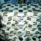 24 x Mini Jumbo 2 Ply Pure Soft Toilet Tissue Roll Wholesale Best Quality UK made by OneOne