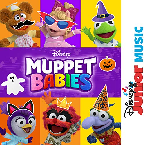 Disney Junior Music: Super Spooky Halloween (From