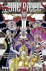 One Piece Edition originale Temps couvert avec chutes d'os par moments
