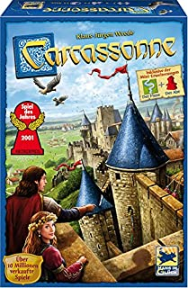 Schmidt Spiele Carcassonne, neue Edition (B00MX0Z00U) | Amazon price tracker / tracking, Amazon price history charts, Amazon price watches, Amazon price drop alerts