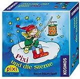 Pixi und die Sterne: Spiel für 1-4 Spieler