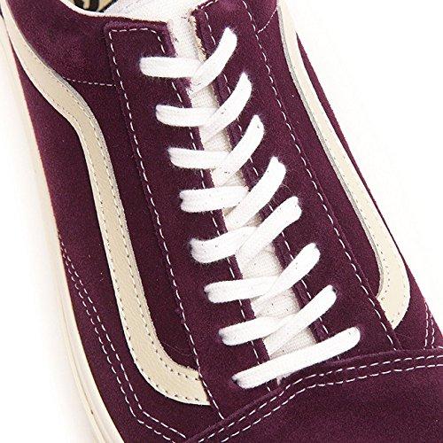 Vans U Old Skool Dress Blues/Neo, Sneaker Unisex – Adulto Viola (Violett)