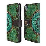 Head Case Designs Mandala Arabeske Muster Brieftasche