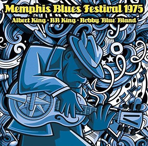 Memphis Blues Festival 1975 Albert King-box