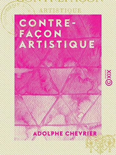 Couverture du livre Contrefaçon artistique - Clésinger contre Helbronner