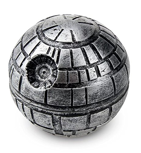 Doyeemei Star Wars Herb Grinder,3 Part Shark Teeth Grinder