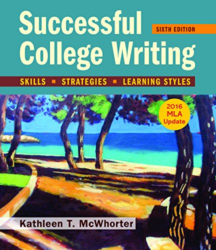 Strategies For Successful Writing Pdf