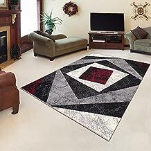 Teppich wohnzimmer grau  Suchergebnis auf Amazon.de für: teppich wohnzimmer