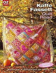 Quilt Road: Patchwork- & Quiltdesigns von Rowan