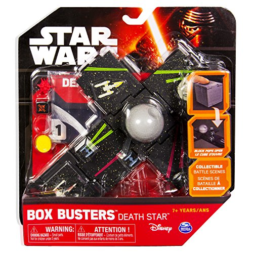 Spin Master 6025126 - Star Wars - Box Busters Death (Kulisse Star Wars)