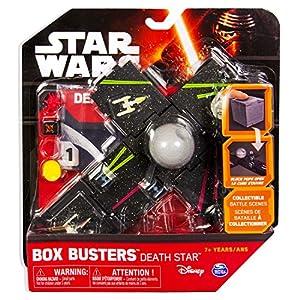 Spin Master Star Wars Box Busters Juego de Dados Death Star