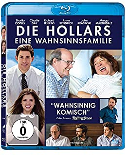 Die Hollars - Eine Wahnsinnsfamilies [Blu-ray]