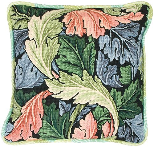 Anchor Glorafilia Stickset, Design Morris Acanthus, mehrfarbig (Lang Stich Kit)